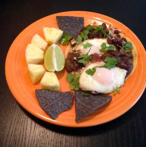Huevos Rancheros | real food. home made.