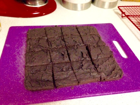 Flourless Black Bean & Avocado Brownies | real food. home made.