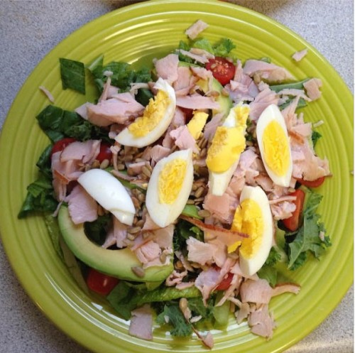 Kayla's Kobb Salad | real food. home made.
